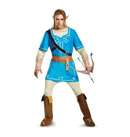 Disguise COSTUME ADULTE LINK -BREATH OF THE WILD