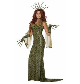 Forum Novelty COSTUME ADULTE MEDUSA - STD