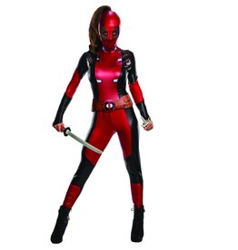 RUBIES COSTUME DEADPOOL FEMME SECRET WISHES