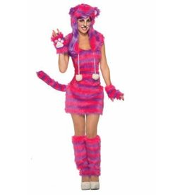Forum Novelty COSTUME ADULTE CHAT CHESHIRE - STD