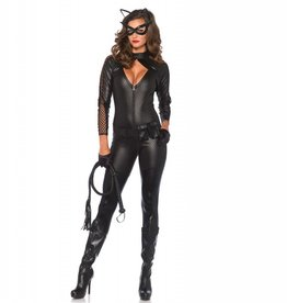 Leg Avenue COSTUME ADULTE MÉCHANT CHATON -