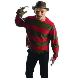 RUBIES COSTUME FREDDY (CHANDAIL & MASQUE) -