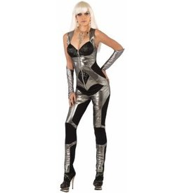 Forum Novelty COSTUME ADULTE FUTURISTE-MED-LG