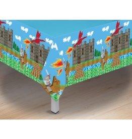 Forum Novelty NAPPE EN PLASTIQUE 54X108 MINECRAFT