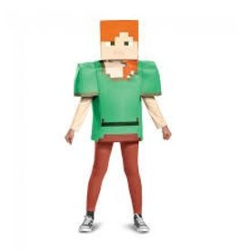 Disguise COSTUME ENFANT FILLE MINECRAFT - ALEX
