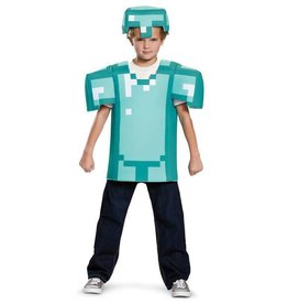 Disguise *COSTUME ENFANT ARMURE MINECRAFT