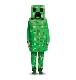 Disguise COSTUME ENFANT CREEPER DELUXE - MINECRAFT