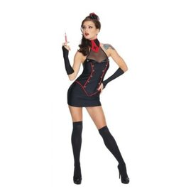 RUBIES COSTUME ADULTE MAUVAISE MEDICINE MEDIUM