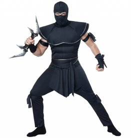 California Costumes *COSTUME ADULTE NINJA -
