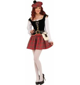 Forum Novelty COSTUME ADULTE ÉCOSSAISE -STD