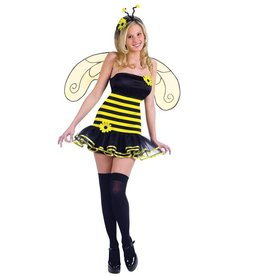 FUN WORLD COSTUME ADULTE ABEILLE SUCRÉ