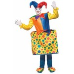 Forum Novelty COSTUME ADULTE ''JACK IN A BOX'' - STD
