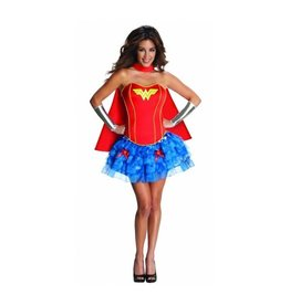 RUBIES COSTUME ADULTE WONDER WOMAN