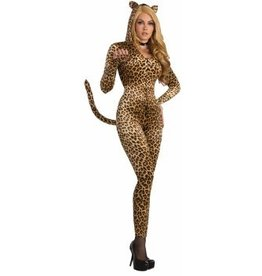Forum Novelty COSTUME ADULTE LÉOPARD -