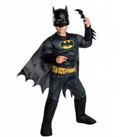 RUBIES COSTUME ENFANT BATMAN DELUXE -