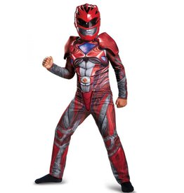Disguise COSTUME ENFANT RED POWER RANGER