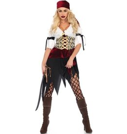 Leg Avenue COSTUME ADULTE PIRATE DES HAUTES MERS