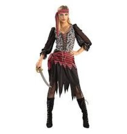RUBIES COSTUME ADULTE PIRATE DE LA MER