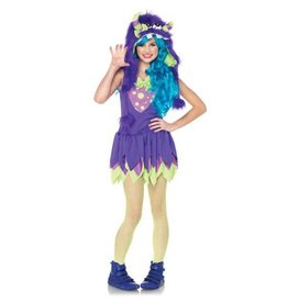 Leg Avenue COSTUME ADO GERTY GROWLER SMALL/MED