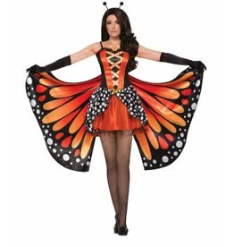 Forum Novelty COSTUME ADULTE PAPILLON MONARCH - STD