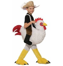 "Forum Novelty COSTUME ENFANT ""À DOS DE POULET"" - STD"