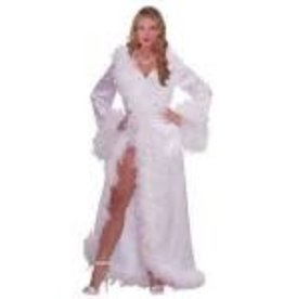 Forum Novelty COSTUME ADULTE ROBE BLANCHE HOLLYWOOD - STD