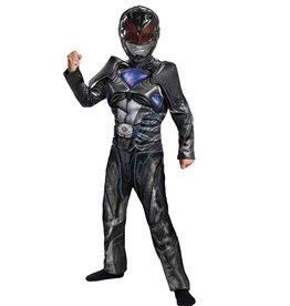 Disguise COSTUME ENFANT POWER RANGER - BLACK RANGER