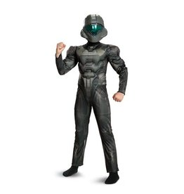 Disguise *COSTUME ENFANT HALO - SPARTAN BUCK