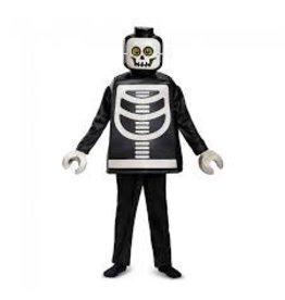 Disguise COSTUME ENFANT LEGO DELUXE - SQUELETTE -