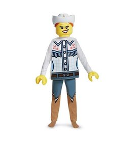 Disguise COSTUME ENFANT LEGO - COWGIRL