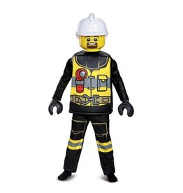 Disguise COSTUME ENFANT LEGO - POMPIER
