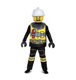 Disguise COSTUME ENFANT LEGO - POMPIER