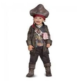 Disguise *COSTUME BAMBIN JACK SPARROW - DEAD MEN TELL NO TALES