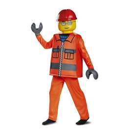 Disguise *COSTUME ADULTE LEGO - CONSTRUCTION