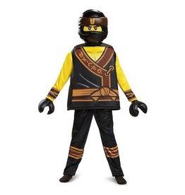 Disguise COSTUME ENFANT LEGO - COLE NINJAGO
