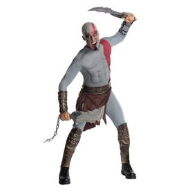 RUBIES COSTUME ADULTE GOD OF WAR - KRATOS