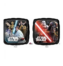 Qualatex BALLON MYLAR 18PO STAR WARS