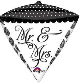 Anagram MYLAR DIAMONDZ MR ET MRS