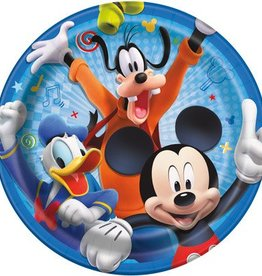 Unique ASSIETTES 9'' (8) - MICKEY MOUSE