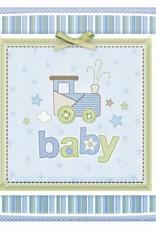 Amscan ASSIETTE 11PO BABY SHOWER (8)