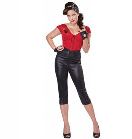 RUBIES *COSTUME FEMME -HOT ROD HONEY