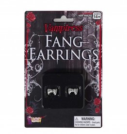 Forum Novelty BOUCLES D'OREILLE - VAMPIRE