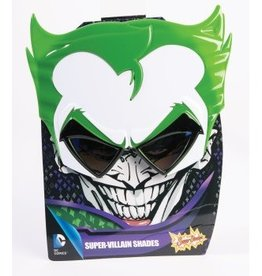 Forum Novelty LUNETTE JOKER - SUNSTACHES