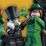 Amscan SERVIETTES COCKTAIL - BATMAN LEGO (16)