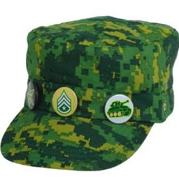 Amscan CASQUETTE DELUXE - ARMÉE/CAMOUFLAGE