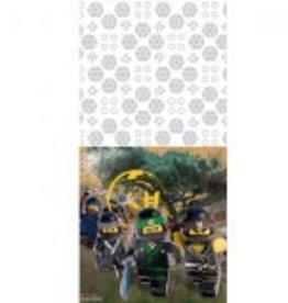 Amscan NAPPE DE PLASTIQUE - LEGO NINJAGO
