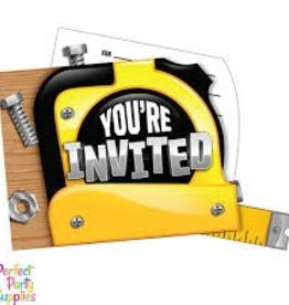 Creative Converting INVITATIONS - BRICOLEUR (8)
