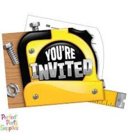 Creative Converting INVITATIONS - BRICOLEUR (8)