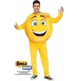 FUN WORLD *COSTUME ADULTE EMOJI LE FILM - GENE - STD