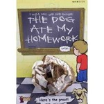 "Forum Novelty FARCE ""DOG ATE MY HOMEWORK"""
